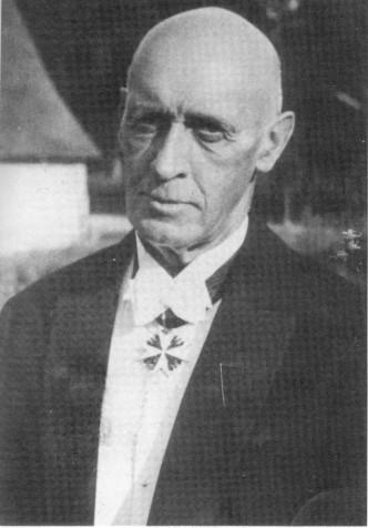 Kuno von Dürckheim 1938