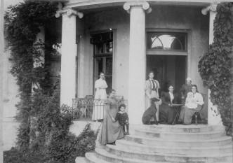 Familie von Dürckheim 1906