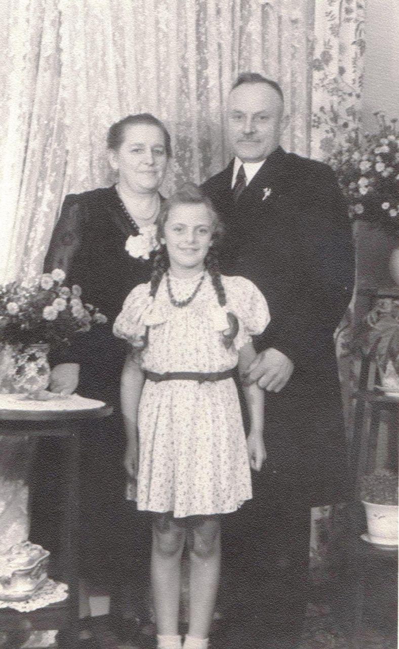 Silberne Hochzeit 1946