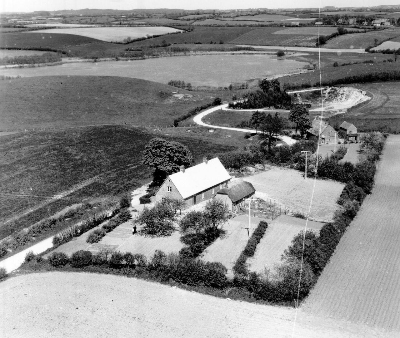 Scheidekaten 1954