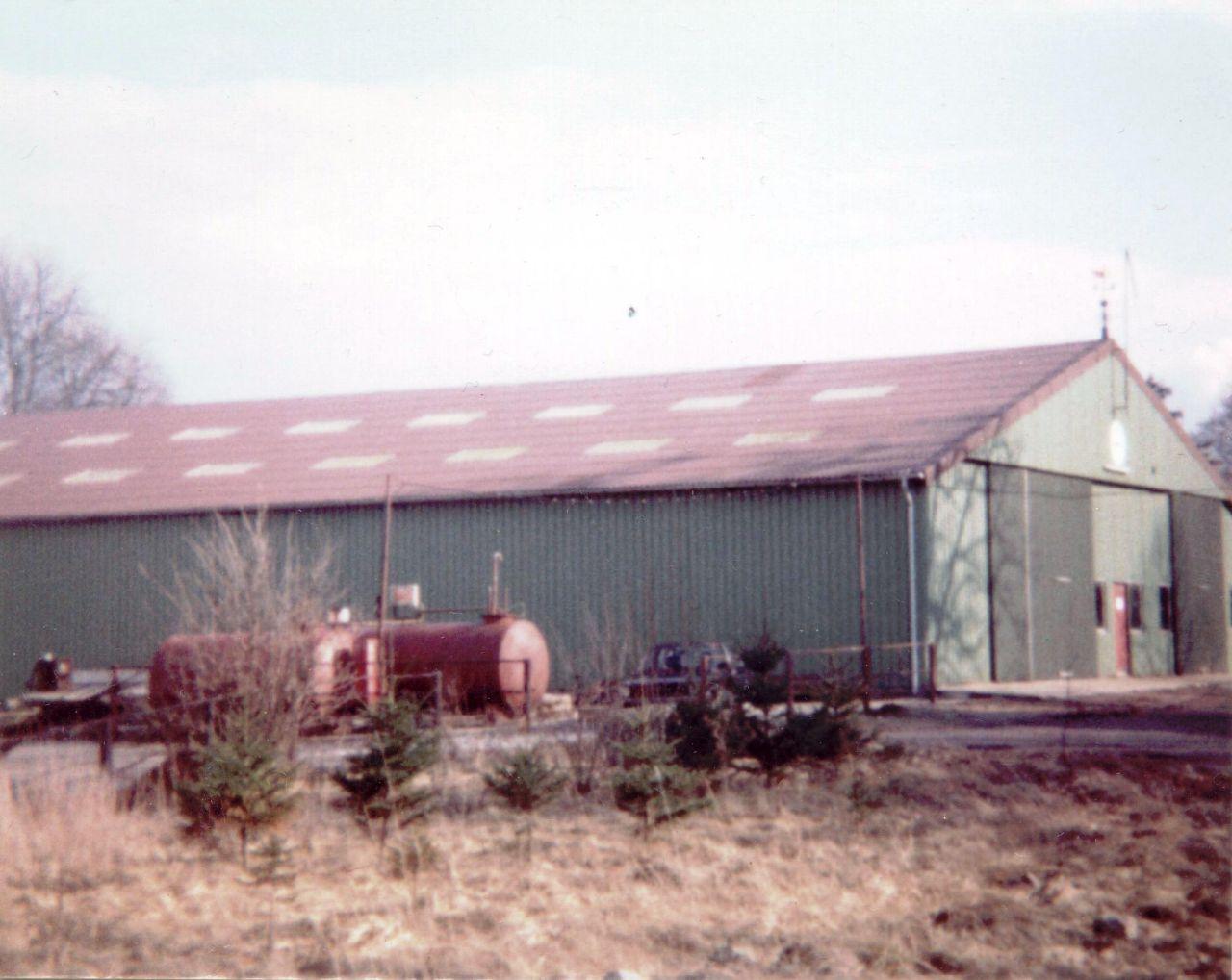Werkhalle 1982