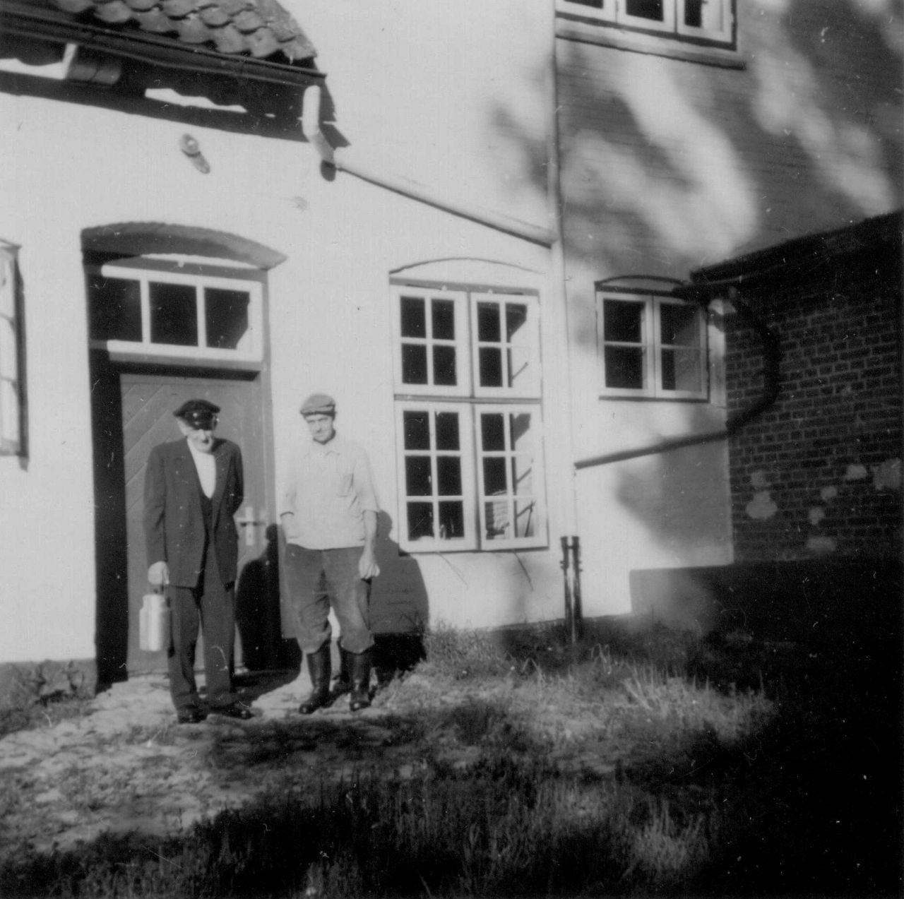 Wilhelm Tietgen und Walter Himalay