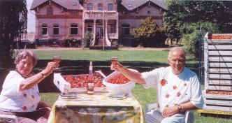 von Kap-herr mit Erdbeeren