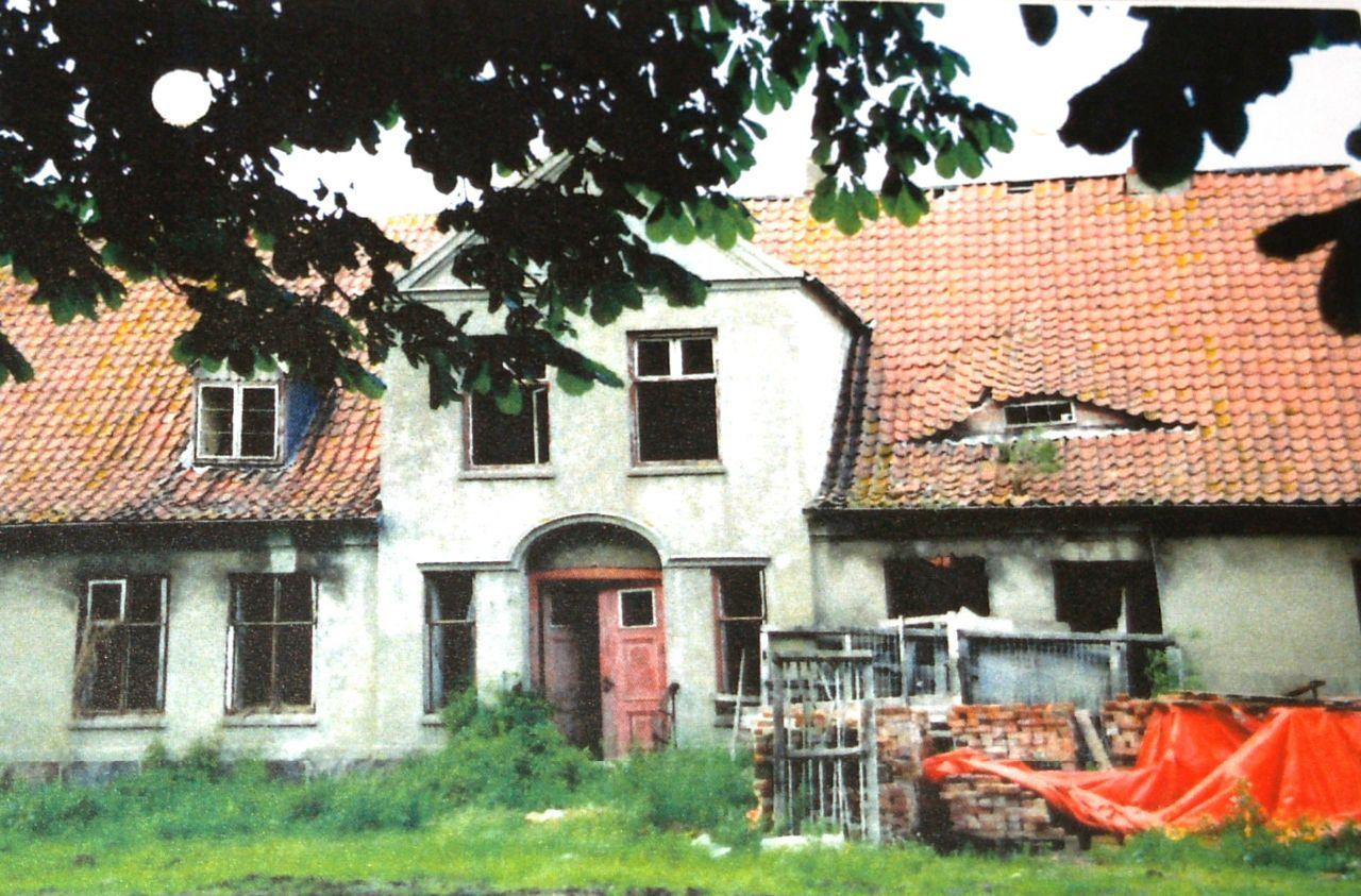 Altes Verwalterhaus 1972