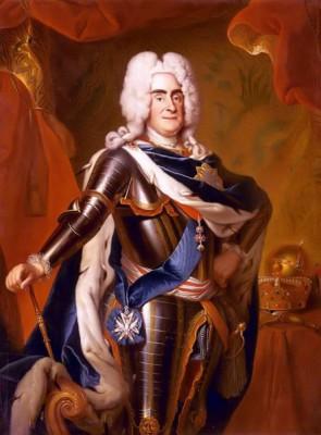 August II, König von Sachsen und Polen
