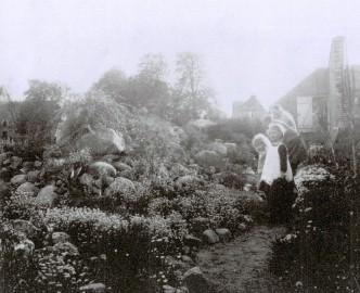 Bundhorster Alpinarium 1925