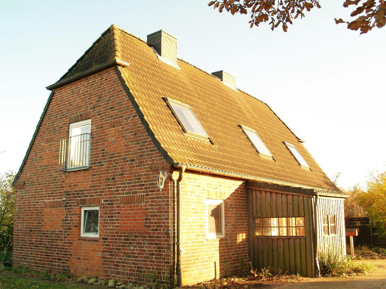 Früheres Gutsarbeiterhaus  Bundhorst Nr. 9