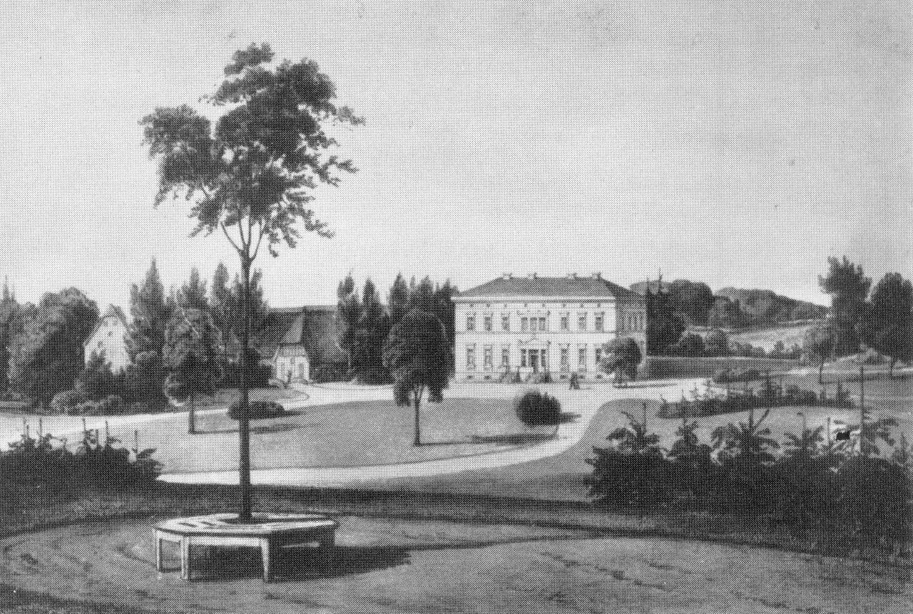 Herrenhaus Depenau 1840