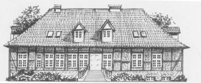 Heutiges Herrenhaus von 1779