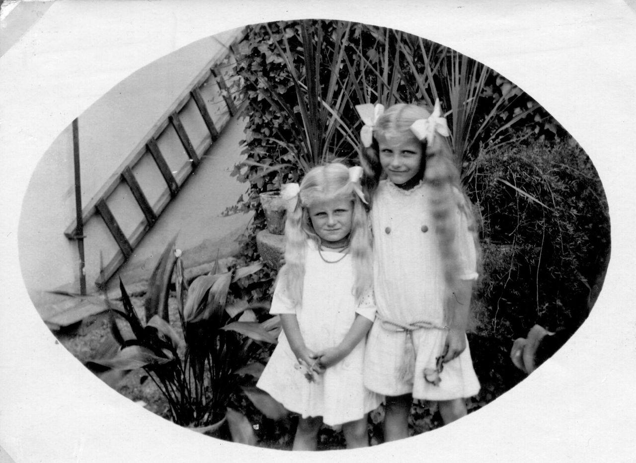 Irene und Hertha Grothkopp