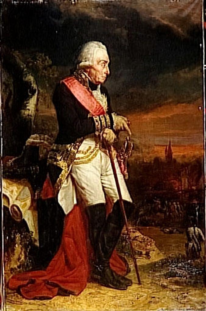 Marschall Graf Luckner