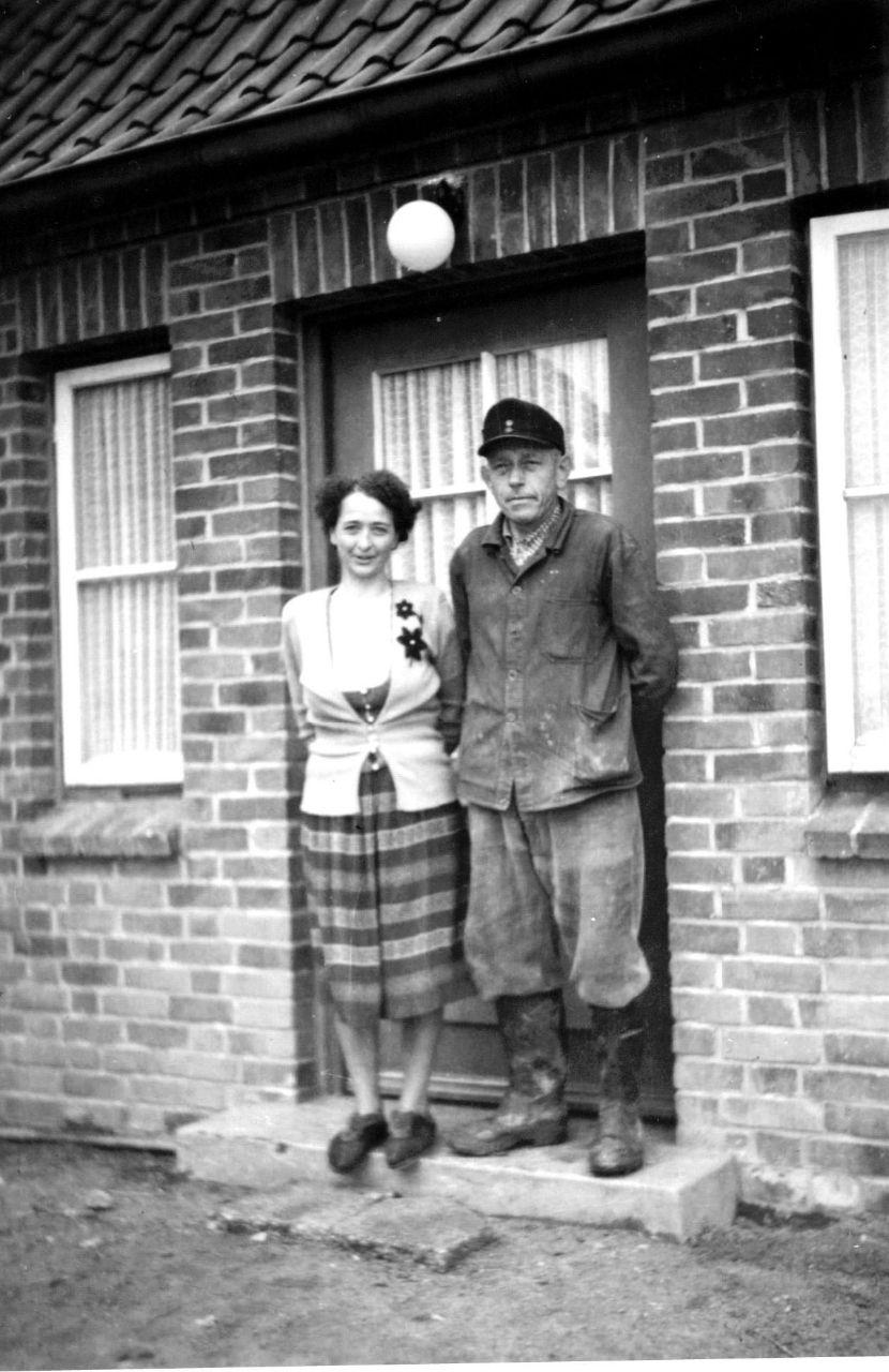 Paul und Elli Pukall 1952