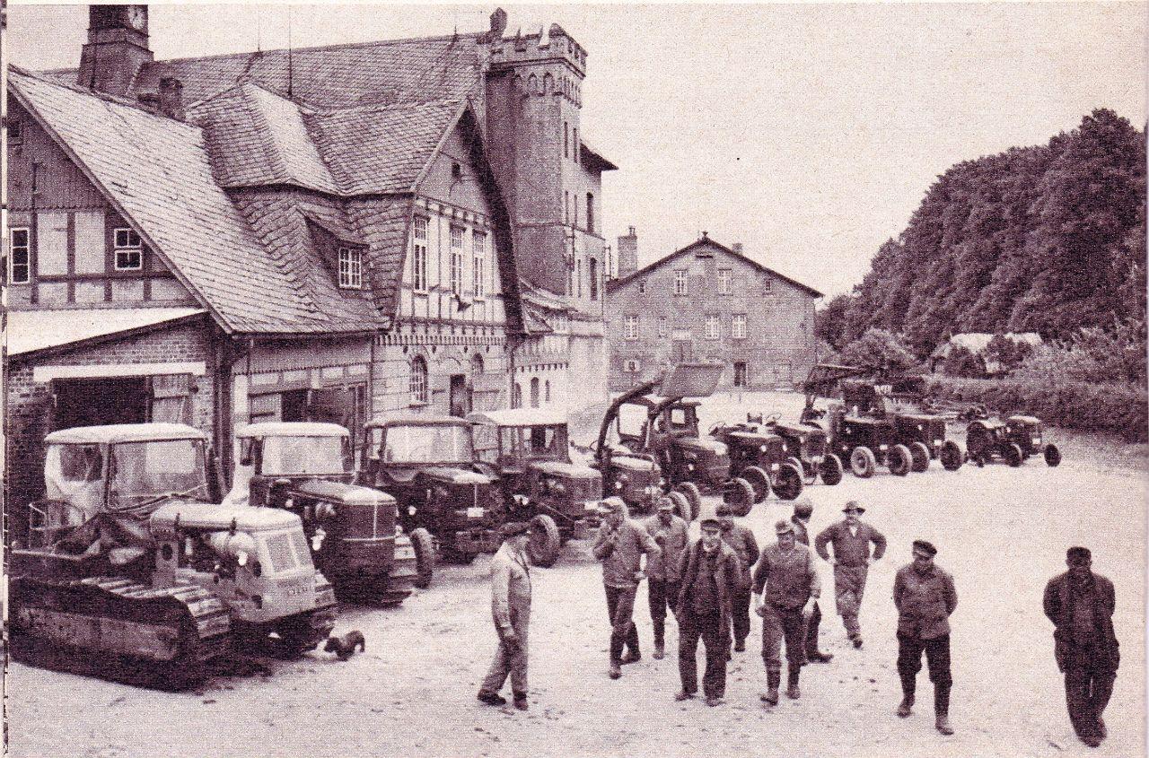 Treckerparade 1961