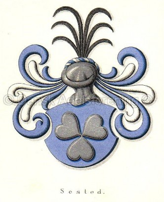 Wappen Sehestedt