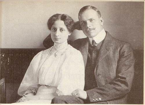 Wilhelm und Karoline Hammerschmidt