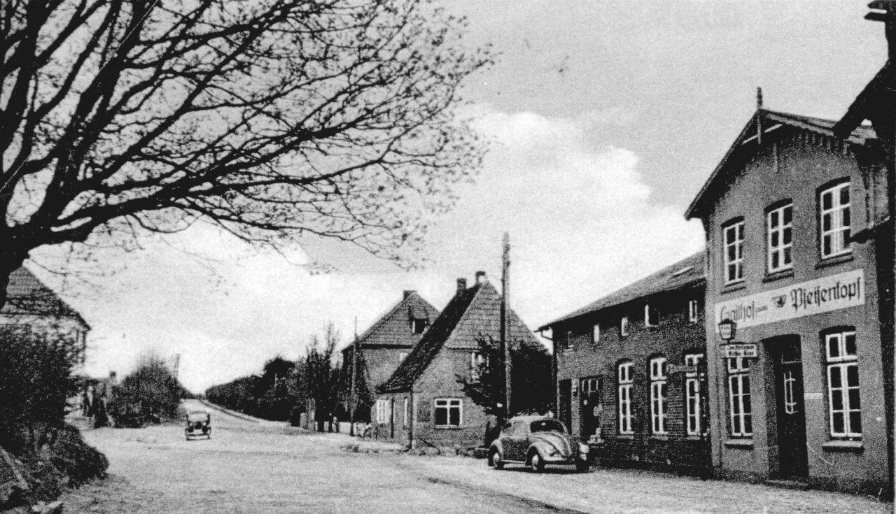 Gaststätte Pfeifenkopf 1950
