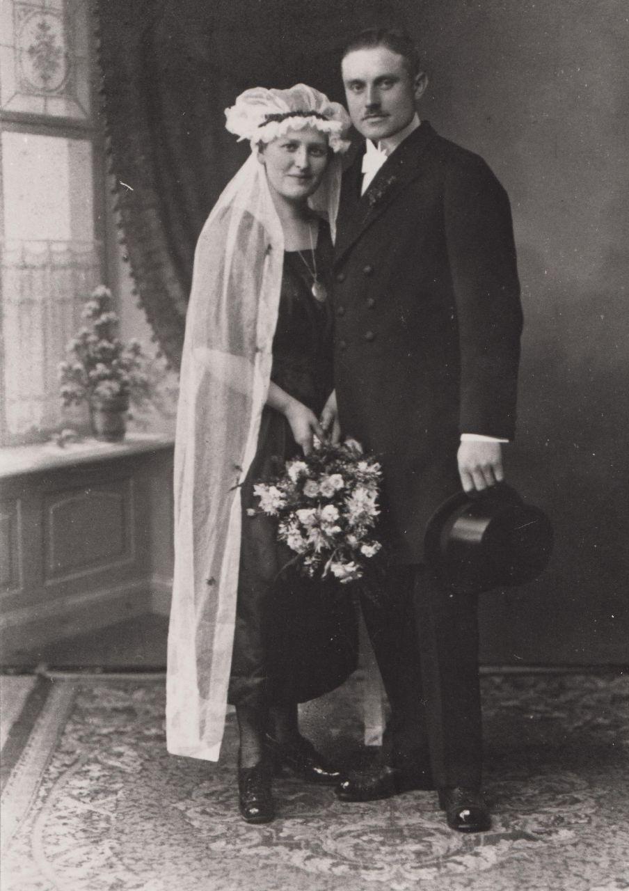 Hochzeit 1921
