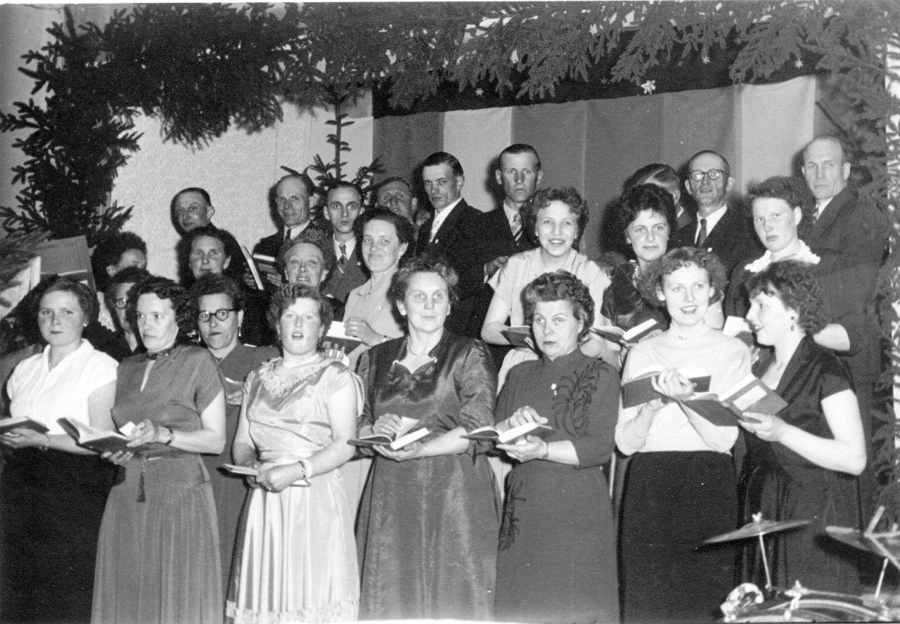 Stolper Gesangverein im Pfeifenkopf