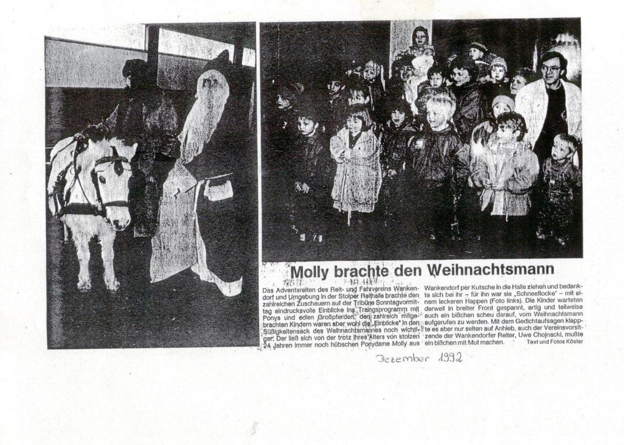 1992 Adventsreiten KN