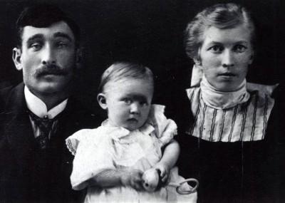 Anni Riecken und Henry Fedde