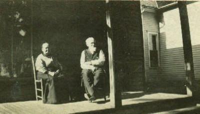 Asmus C.F. Riecken und Katherine