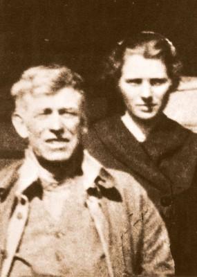 Edward und Frieda Riecken