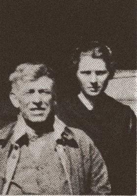 Frieda und Edward Riecken