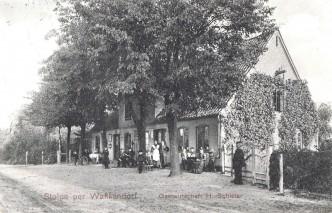 Gaststätte + Laden Schlüter 1912