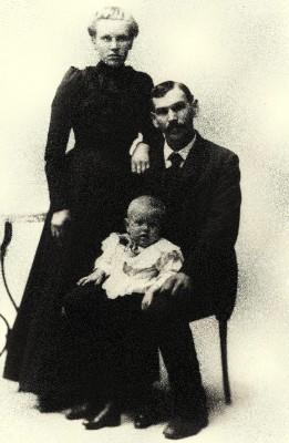 Ida Riecken und Hans Sachs