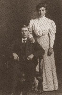 John Riecken und Elise Kruse