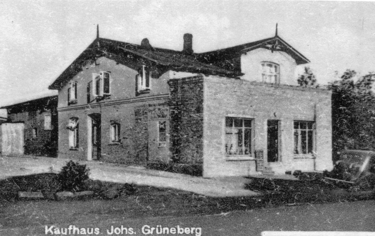 Kaufhaus J. Grüneberg