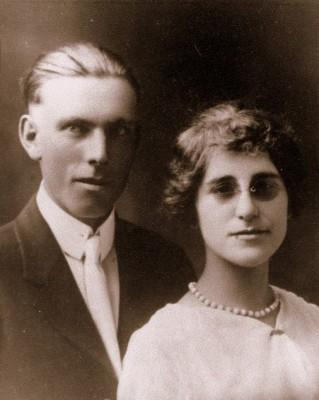 Max Riecken und Rena Witte