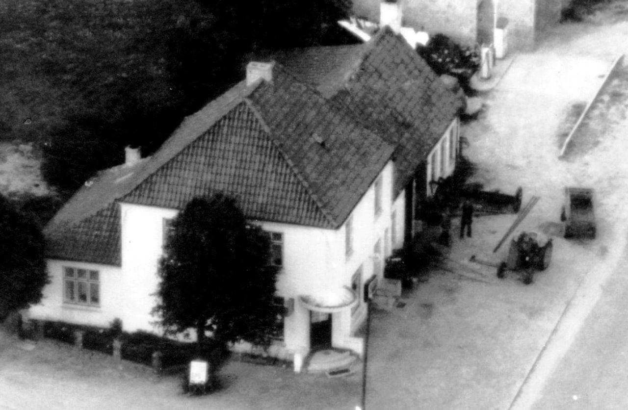 Schmiede und Laden Stender Anfang 60er