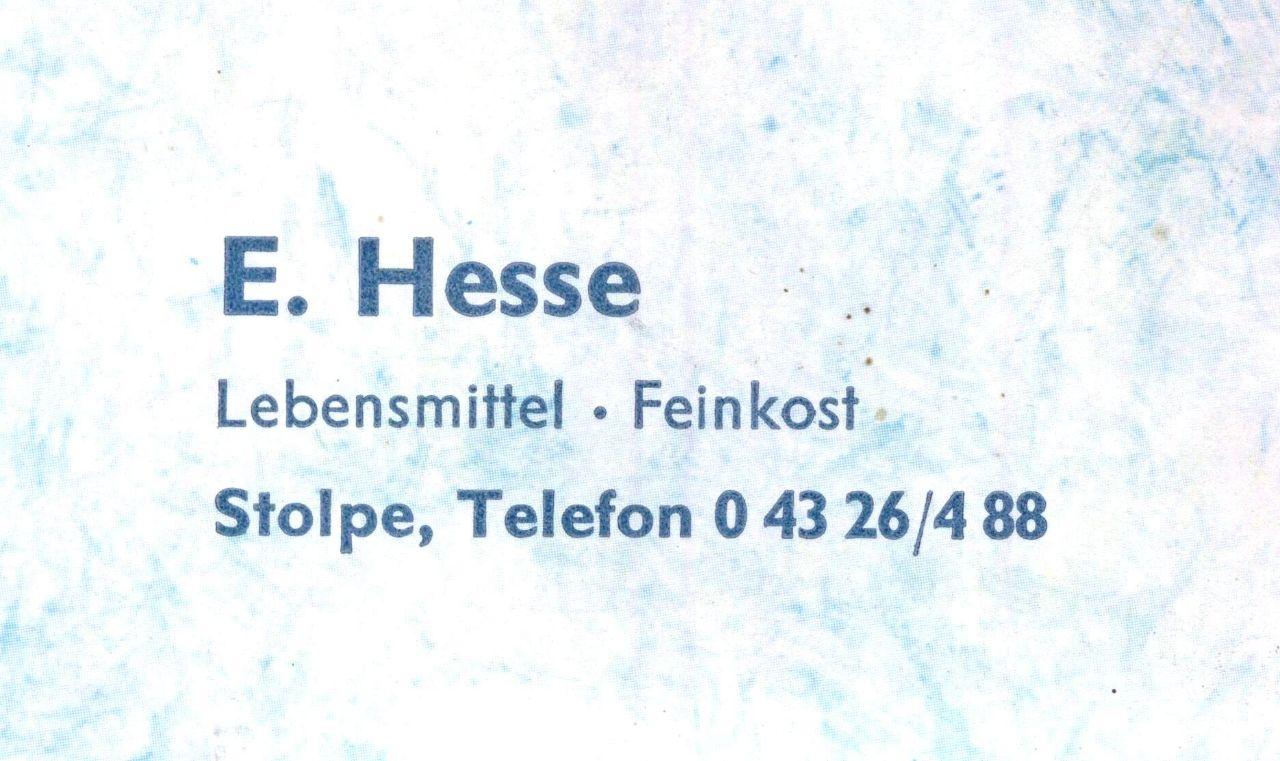 Stempel Laden Hesse - VIVO