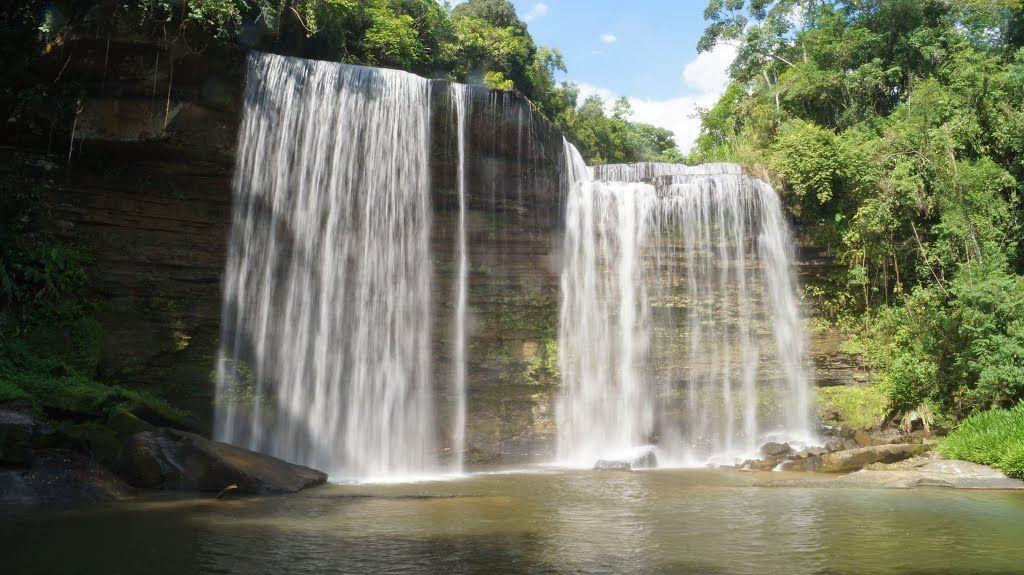 Wasserfall Rio Wiegand
