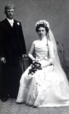 William Riecken und Margaret Aye