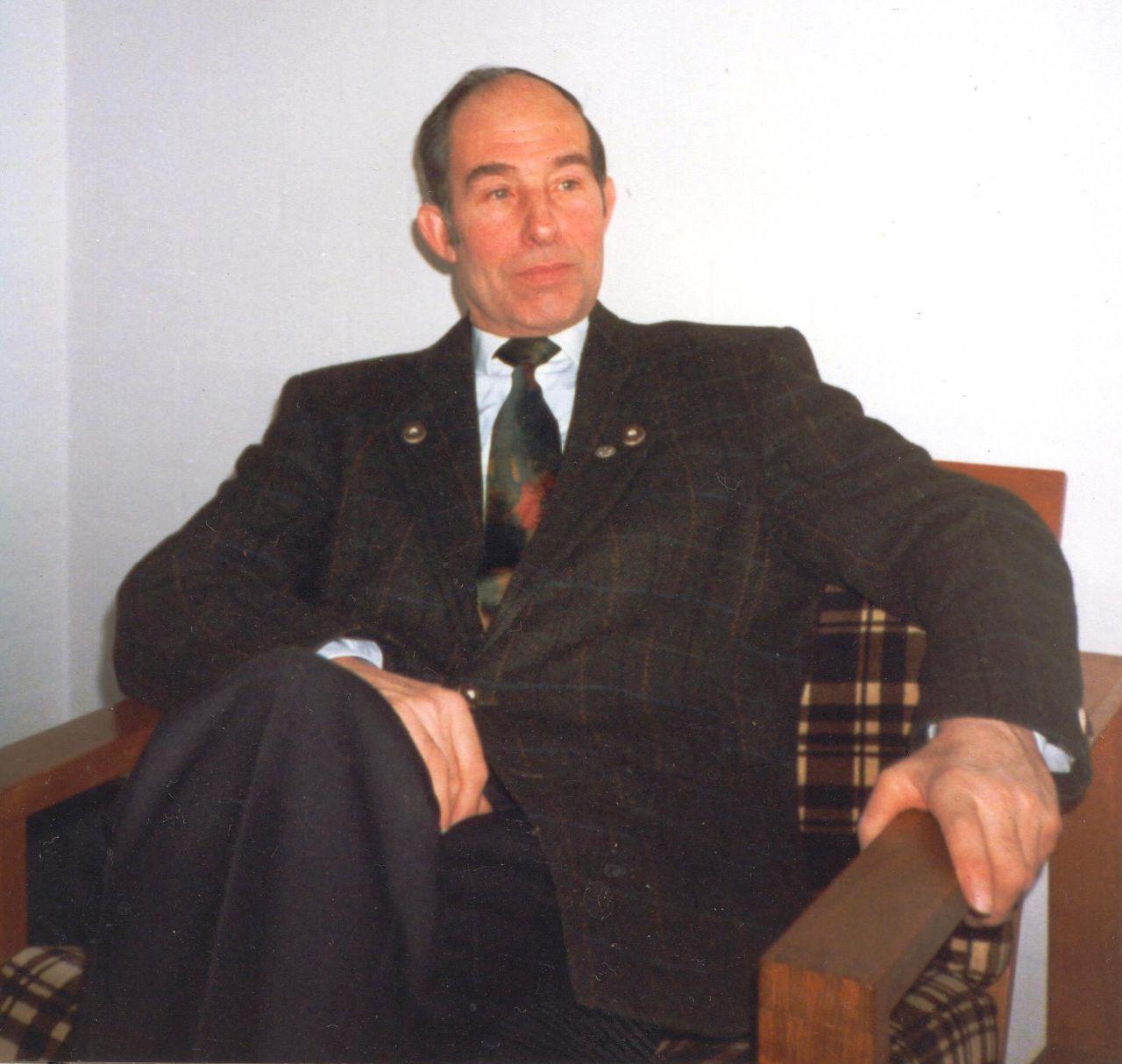 Berthold Haberland