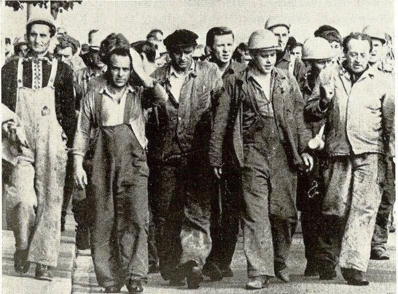 Streik der Werftarbeiter 1969
