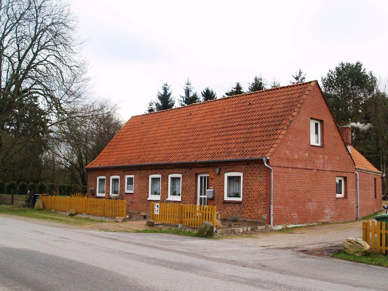 Das alte Fischerhaus -Mühlenberg 6