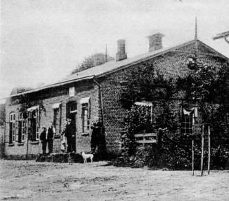 Die alte Meierei
