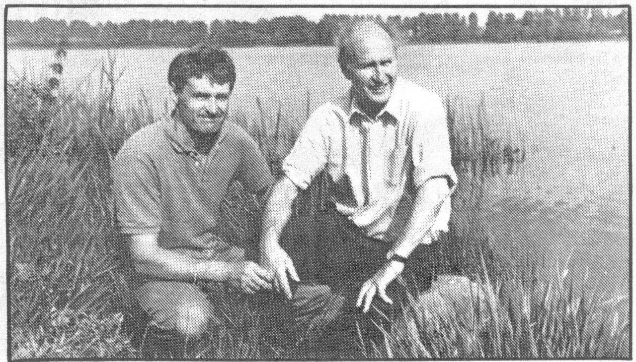 Gerhard und Peter Liebe