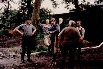 Heuentzündung bei Stührwoldt 1991