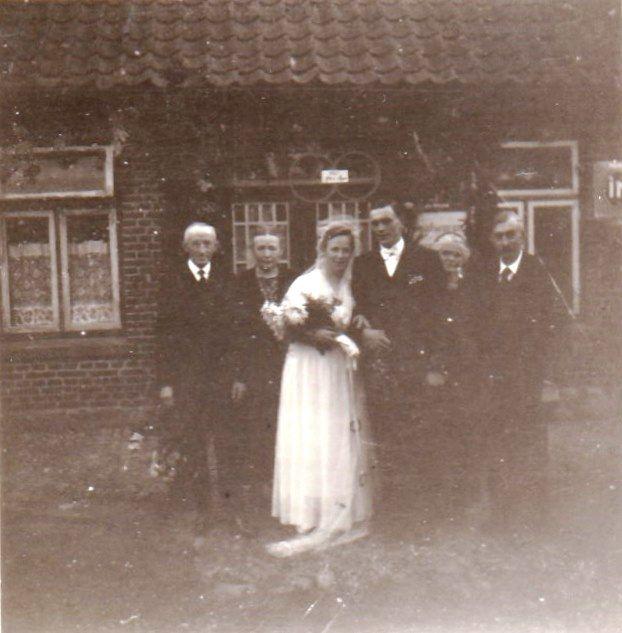 Hochzeit 1948