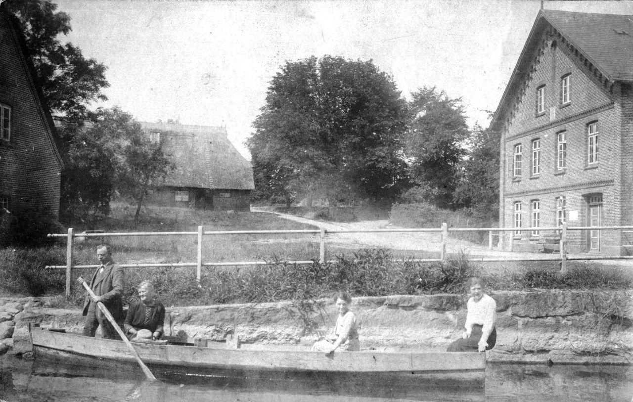 Depenauer Mühle ca. 1910