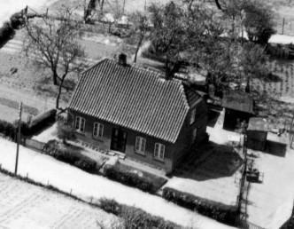 Haus von Schneidermeister Fritz Ostrofski