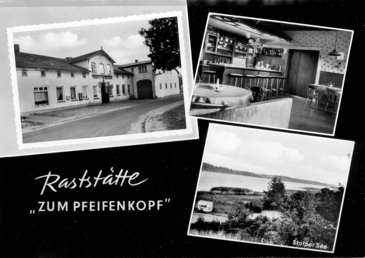 Postkarte Zum Pfeifenkopf