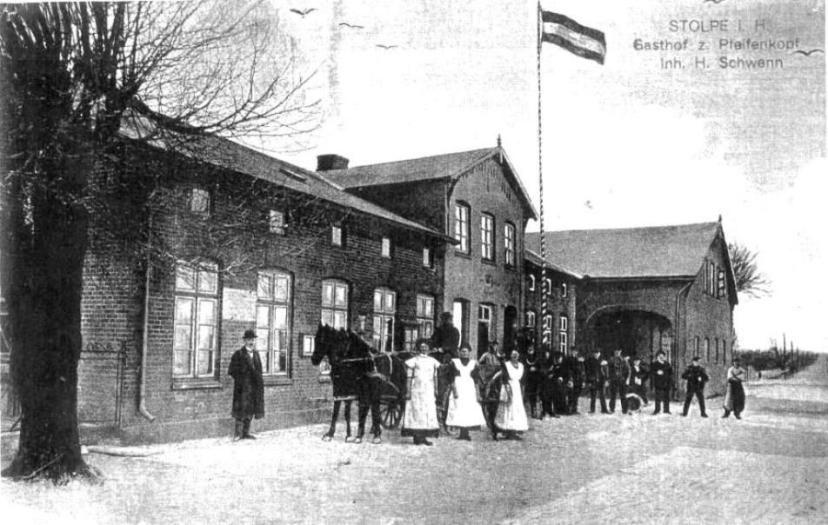 Schwenn - Pfeifenkopf 1909 - 1926 - 2