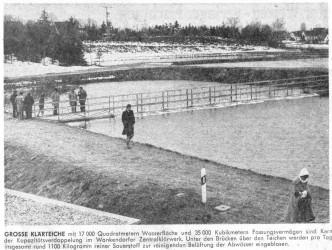 1979 Ausbau Klärwerk