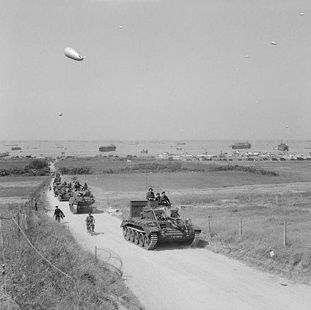 7. britische Panzerdivision