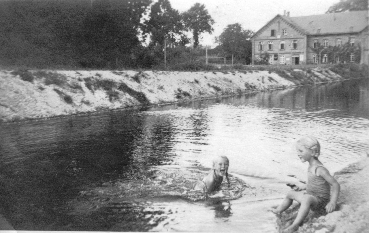 Bad in der Au 1935